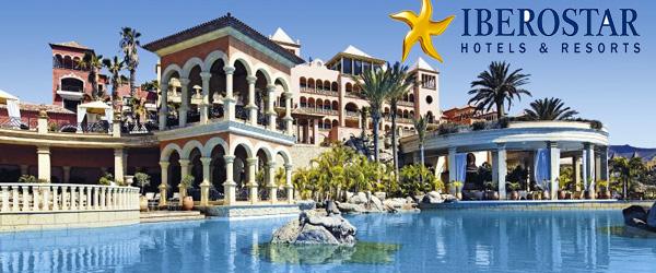 Iberostar Grand Hotel El Mirador ***** auf Teneriffa