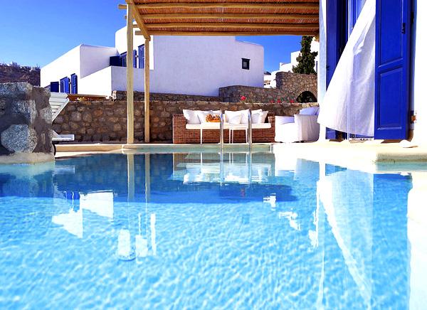 Grecotel Mykonos Blu - Pool für die Erfrischung