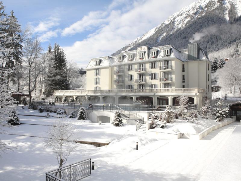 Club Med Chamonix